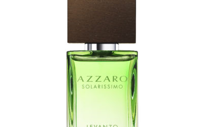 Clarins trusts Pujolasos with the packaging of its new fragrance Azzaro Solarissimo Levanzo