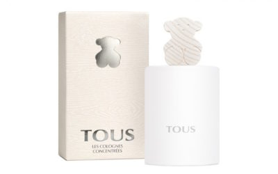 TOUS Perfumes selects Pujolasos to give a touch of exclusivity to its new perfume