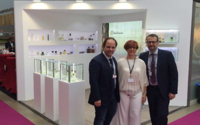 PUJOLASOS presents at Luxepack Monaco exclusives novelties in organic packaging for perfumery and cosmetic
