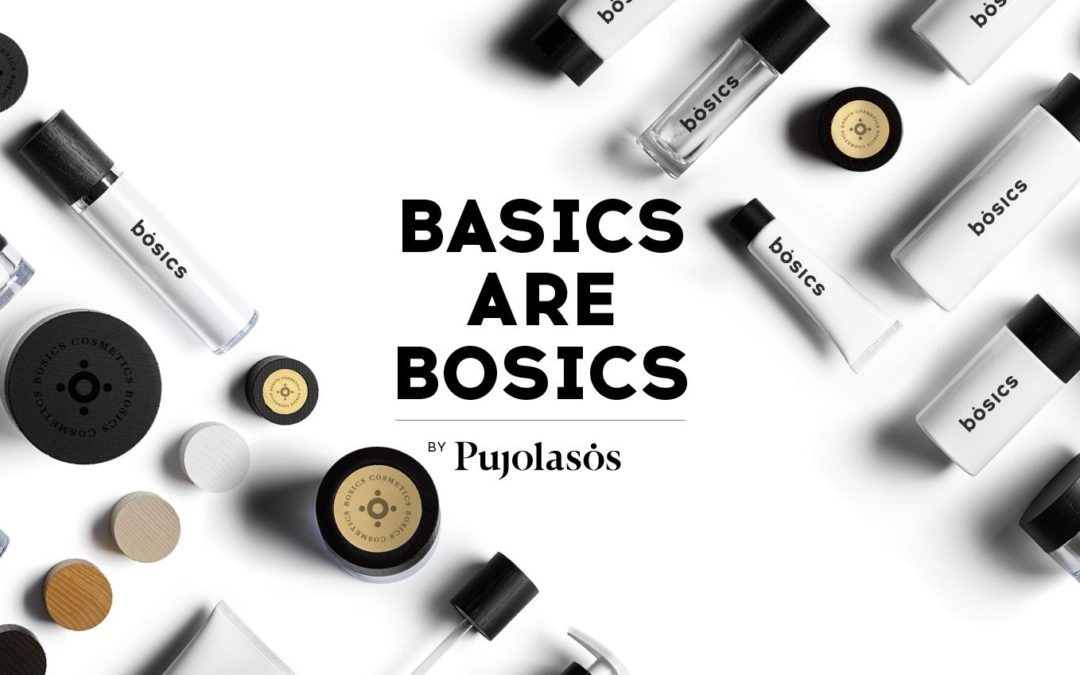 Bosics, the new standard cosmetic range of Pujolasos