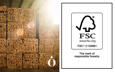 FSC certification, commitment to sustainable forest management