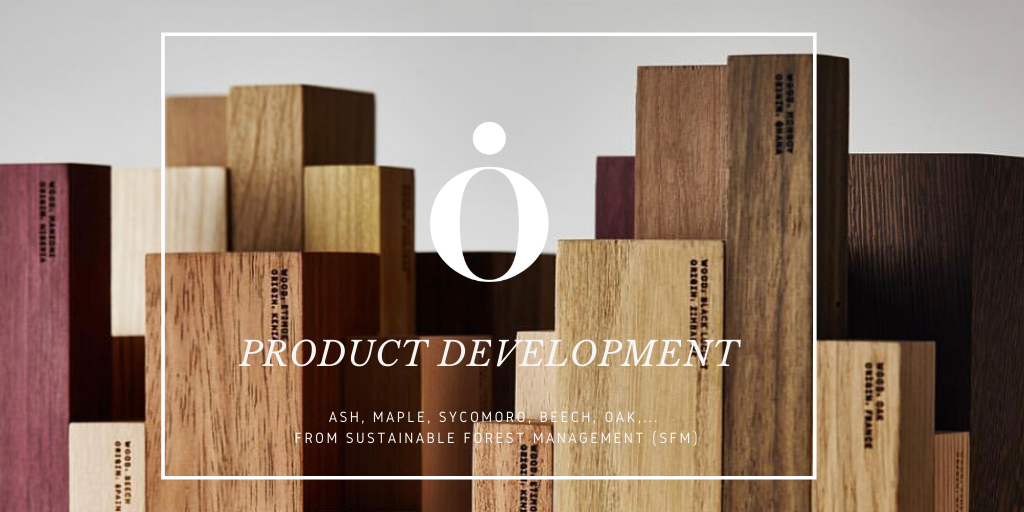 Wood packaging, a sustainable and customizable commitment.