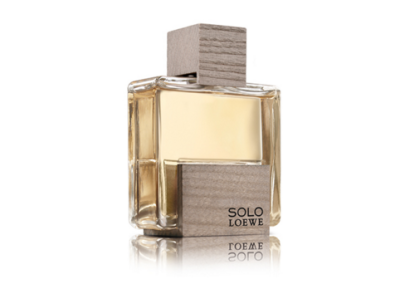 Pujolasos wood&pack adds quality touch to Loewe fragance, SOLO Loewe Cosmetic Business 201015
