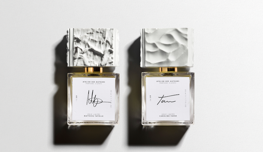 The relief 100% customizable, the new decoration for perfumery by Pujolasos