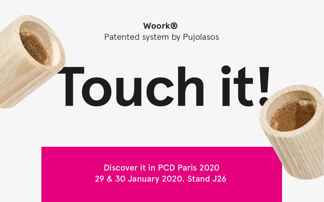 PCD París, our next exhibition commitment to sustainability.