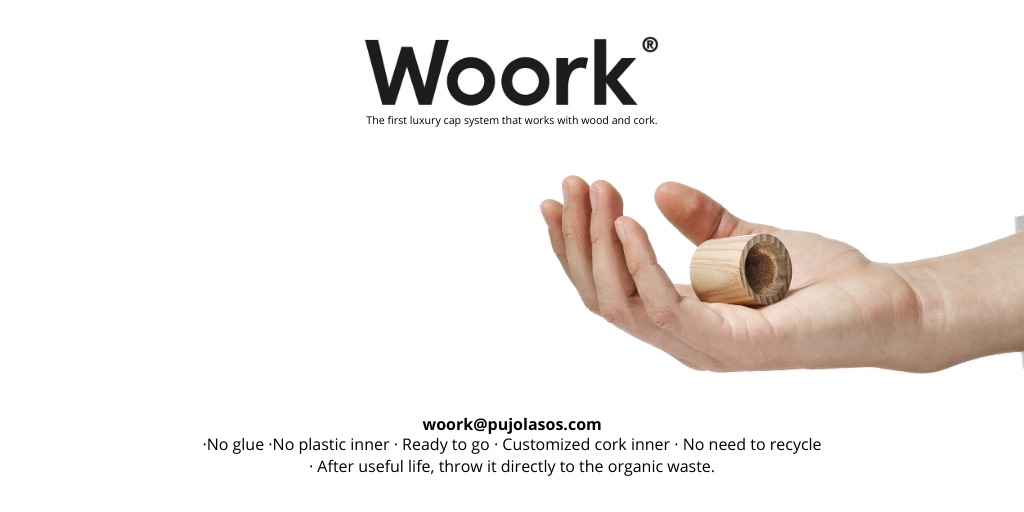 Woork®, packaging con alta consciencia ecológica.
